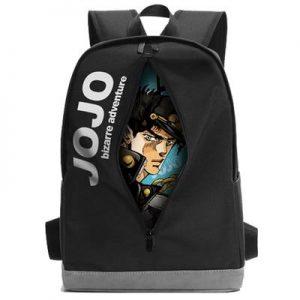 JoJo's Bizarre Adventure  Jotaro Kujo Backpack Jojo's Bizarre Adventure Merch