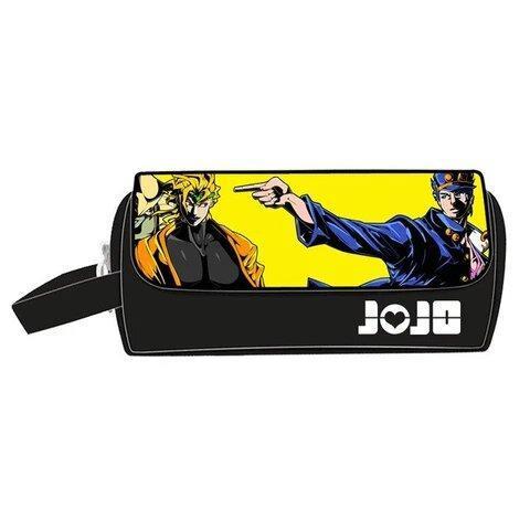 JoJo's Bizarre Adventure - Jotaro Kujo x Dio Pencil Case Jojo's Bizarre Adventure Merch