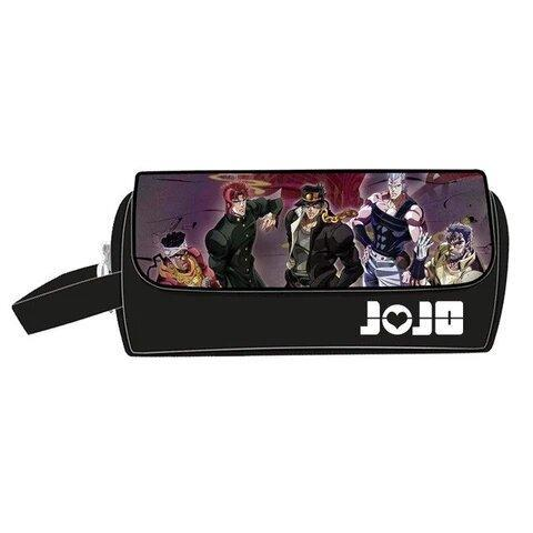 JoJo's Bizarre Adventure - Stardust Crusaders Hero Team Pencil Case Jojo's Bizarre Adventure Merch