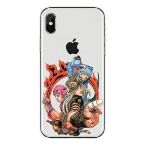 JoJo's Bizarre Adventure - Steel Ball Run iPhone Case Jojo's Bizarre Adventure Merch