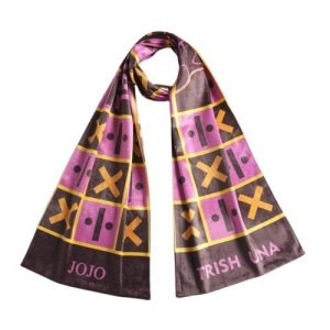 JoJo's Bizarre Adventure - Trish Una Spice Girl Scarf Jojo's Bizarre Adventure Merch