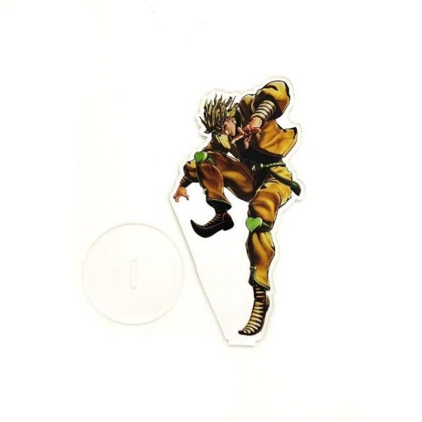 JoJo's Bizarre Adventure  Dio Brando Iconic Pose Figure Jojo's Bizarre Adventure Merch