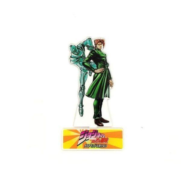 JoJo's Bizarre Adventure - Noriaki Kakyoin Figure Jojo's Bizarre Adventure Merch