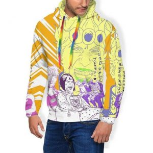 Jojo's Bizarre Adventure Vento Aureo - 'Tom Cruise Laugh Meme' Hoodie Jojo's Bizarre Adventure Merch