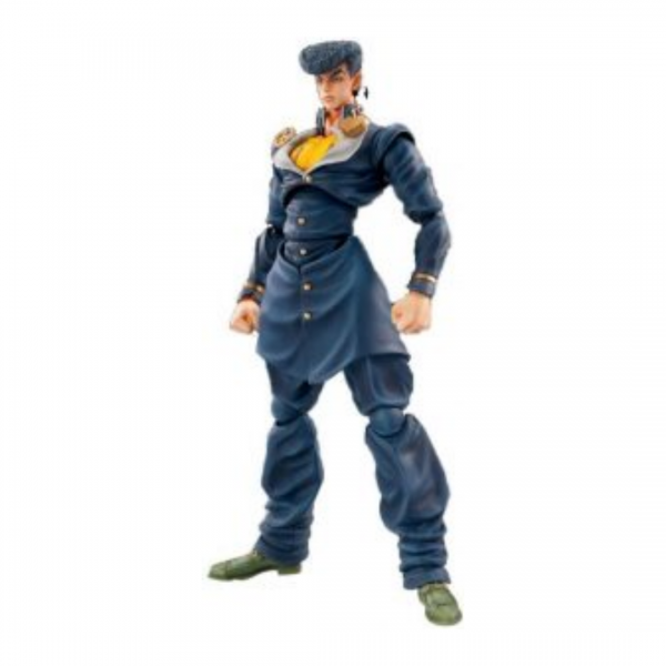 Josuke Higashikata Action Figure - Jojo's Bizarre Adventure Merch
