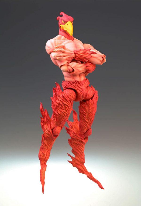 JoJo's Bizarre Adventure - Magician's Red Action Figure Jojo's Bizarre Adventure Merch