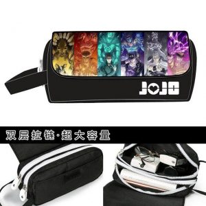 JoJo's Bizarre Adventure - Stardust Crusaders Stands Pencil Case Jojo's Bizarre Adventure Merch