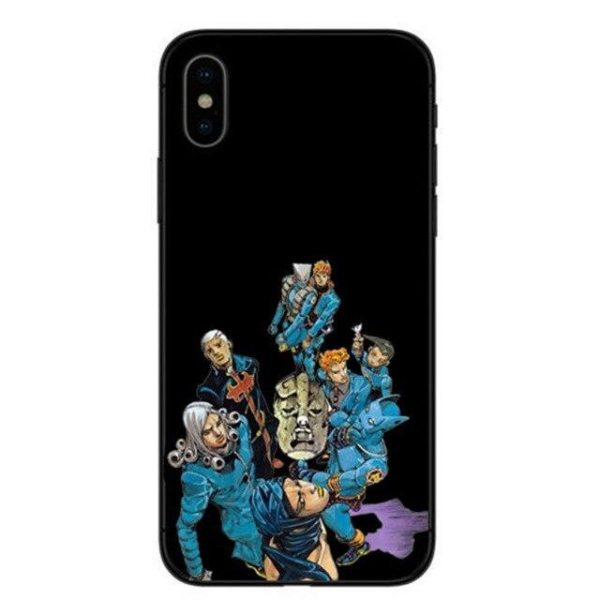 JoJo's Bizarre Adventure - Villains iPhone Case Jojo's Bizarre Adventure Merch