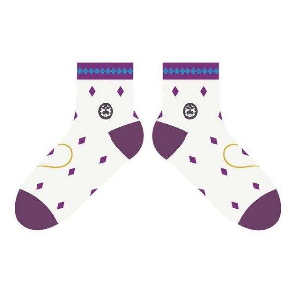 JoJo's Bizarre Adventure - Giorno Giovanna Comfy Socks Jojo's Bizarre Adventure Merch