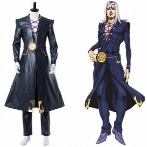 JoJo's Bizarre Adventure - Leone Abbacchio Golden Wind Cosplay Jojo's Bizarre Adventure Merch