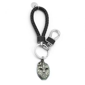 JoJo's Bizarre Adventure - Stone Mask Keychain Jojo's Bizarre Adventure Merch