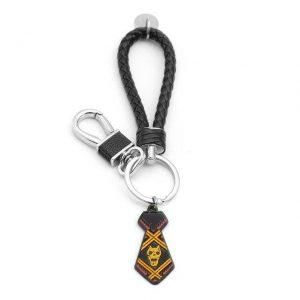 JoJo's Bizarre Adventure  Yoshikage Kira's Necktie Keychain Jojo's Bizarre Adventure Merch
