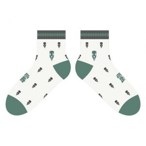 JoJo's Bizarre Adventure - Kishibe Rohan Socks Jojo's Bizarre Adventure Merch