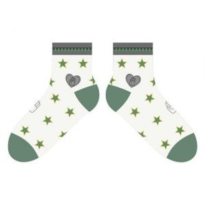 JoJo's Bizarre Adventure - Jotaro Joestar Socks Jojo's Bizarre Adventure Merch