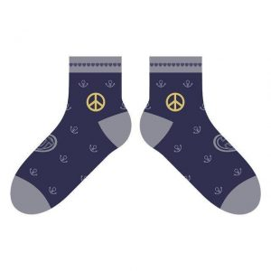 JoJo's Bizarre Adventure - Josuke Higashikata Stylish Socks Jojo's Bizarre Adventure Merch