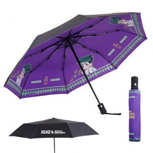JoJo's Bizarre Adventure  Rohan Kishibe Umbrella Jojo's Bizarre Adventure Merch