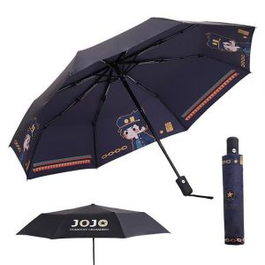 JoJo's Bizarre Adventure  Jotaro Kujo Umbrella Jojo's Bizarre Adventure Merch