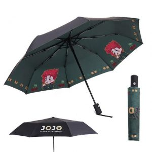 JoJo's Bizarre Adventure  Noriaki Kakoyin Umbrella Jojo's Bizarre Adventure Merch